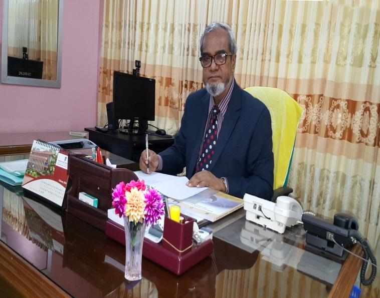 Prof. Dr. Md. Delawer Hossain